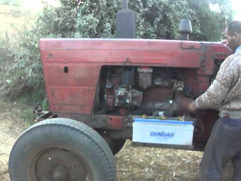 Engine Start Belarus 500 Series Super 1972 YouTube