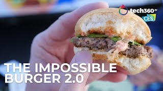 Taste-testing the Impossible Burger 2.0