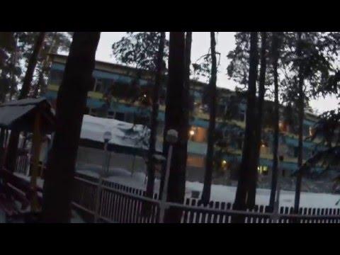 """VLOG о путешествии. Парк отель """"Лесные дали"""" 1 день."""