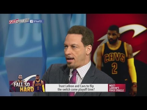 LeBron and Cavaliers must 'flip the switch' before playoffs start | SPEAK FOR YOURSELF
