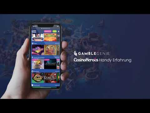 CasinoHeroes Handy Erfahrung