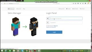 Minecraft Sk Launcher how to change your skin for free