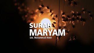 Bacaan Quran Yang Sangat Merdu Surat Maryam 1 21