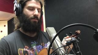 הקלטת כינור - מיכאל גריילסאמר - גיטרה וכינור - אולפני ריזוטו