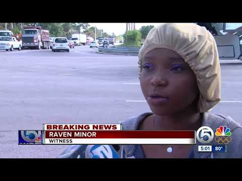 3 dead as PBSO investigates shooting, crash in suburban West Palm Beach