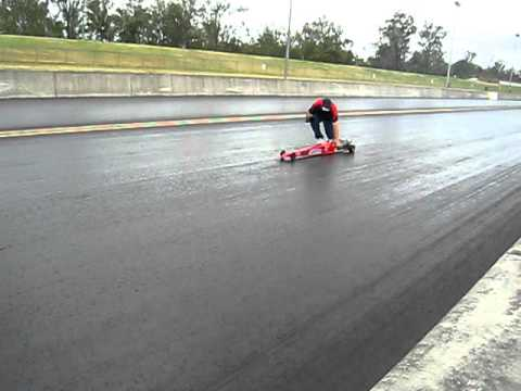 Smithy's 1/4 Scale Turbine Dragster