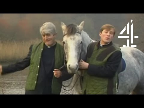 My Lovely Horse  Father Ted