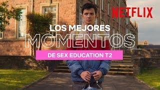 Los MEJORES MOMENTOS de SEX EDUCATION T2 | Netflix España