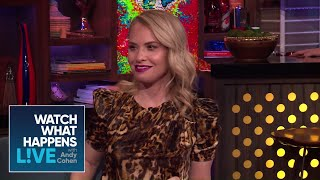 Leslie Grossman's Thoughts On Housewives Drama   WWHL