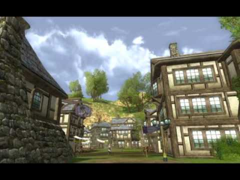 Lotro soundtrack Archet (full song)