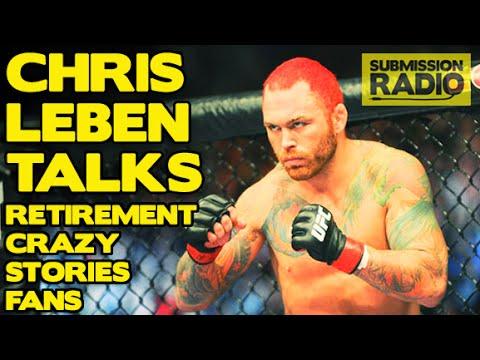 Chris Leben: Life after Retirement, Koscheck rematch, Kicking down restroom walls, Toughest fight