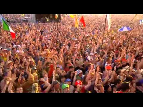 Glastonbury 2011 Kaiser Chiefs