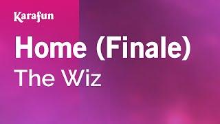 Karaoke Home (Finale) - The Wiz *
