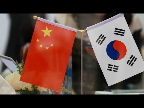 China, S.Korea trade back up and running after a two-year hiatus