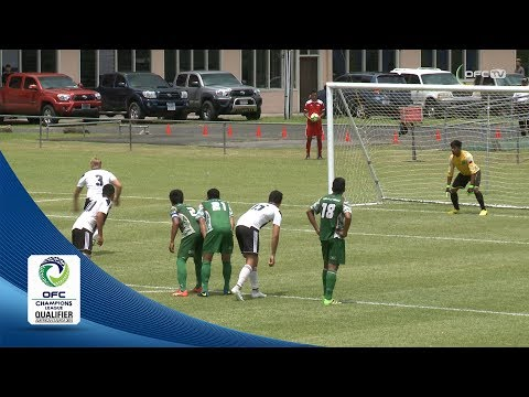 2018 OFC CHAMPIONS LEAGUE QUALIFIER - Tupapa Maraerenga FC v Lupe Ole Soaga Highlights