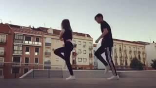 Танец парня и девушки / Шафл / Shuffle
