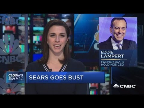 Sears files for bankruptcy: CEO Eddie Lampert's legacy