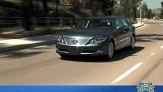 2008 Lexus LS 600h L Review - Kelley Blue Book