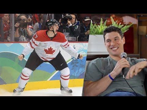 Spittin' Chiclets Interviews Sidney Crosby In Halifax, Nova Scotia