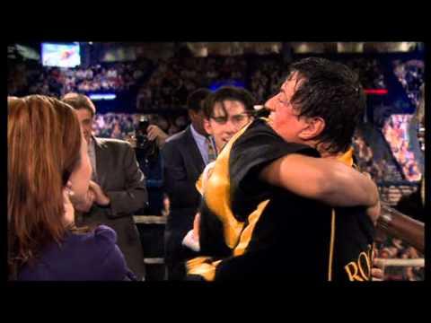 Rocky Balboa - alternative ending (rocky winner)