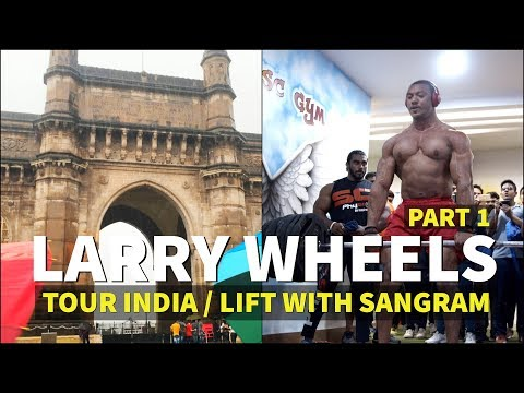 TOURING AND DEADLIFTING IN INDIA WITH SANGRAM CHOUGULE