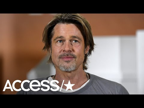 Brad Pitt Admits To Seeking Treatment For Alcohol Abuse After Angelina Jolie Filed For Divorce