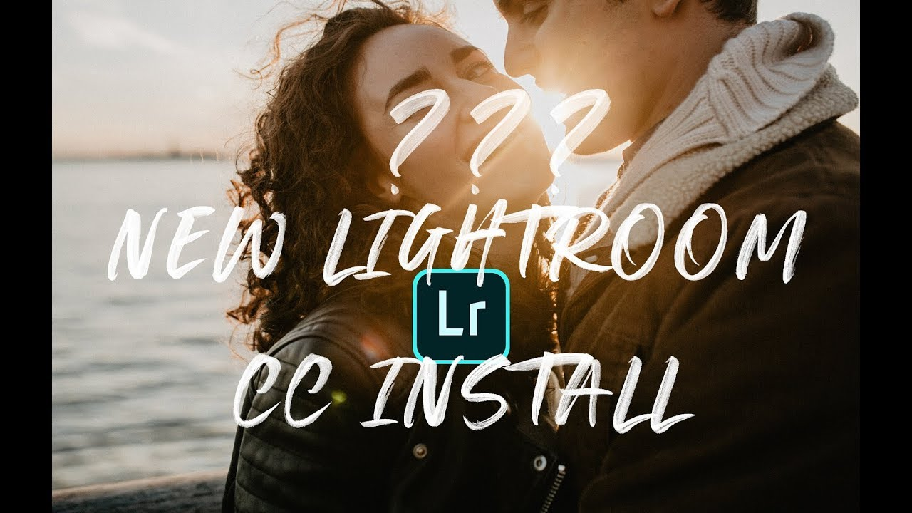 How To Install Presets In The New Adobe Lightroom CC 2017