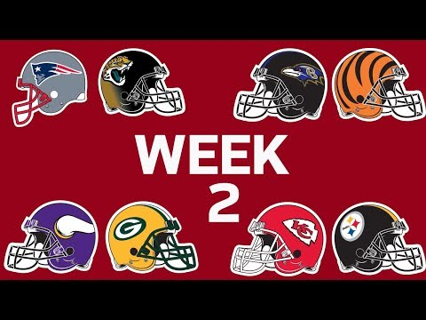NFL Week 2 Preview Show | NFL Network