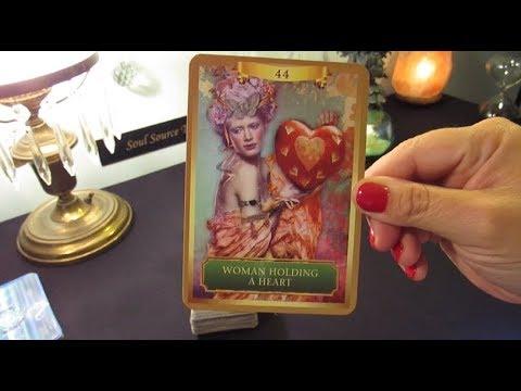 taurus tarot cards 2019