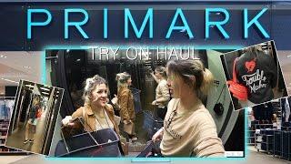 TRY ON HAUL DE PRIMARK! Novedades. (En la tienda!)| elcanalbe