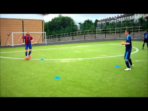 Premier League Academy Coaching Clinic, Part 3