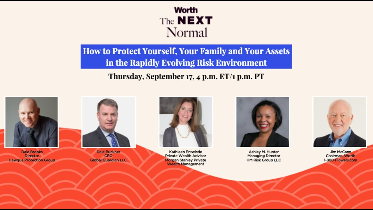 The Next Normal: How to Protect Yourself, Family and Assets in the Rapidly Evolving Risk Environment