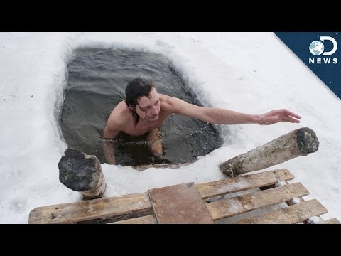 Why Winter Swimming Is Good For You