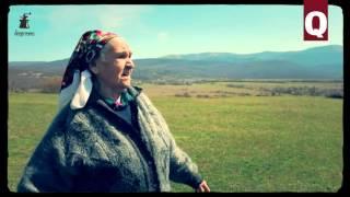Запоздалые песни крымских стариков