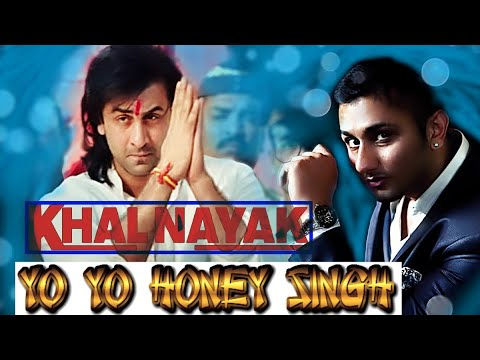 khalnayak | yo yo honey singh | Official Video | Ranbir Kapoor | Rajkumar Hirani HD