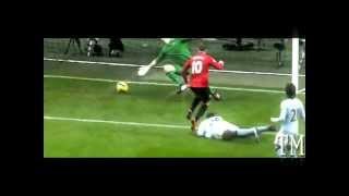 Wayne Rooney All Goal Manchester United 2012-2013