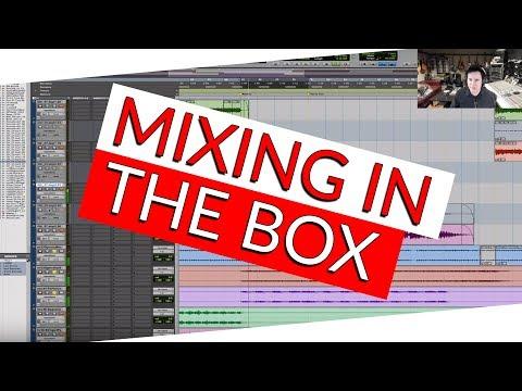 Mixing in the Box using Headphones - Warren Huart: Produce Like A Pro