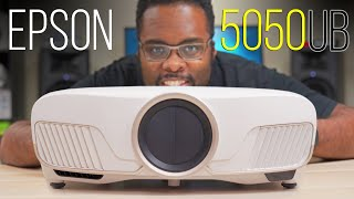 Epson 5050ub Review - The Best Projector For 4K Gaming