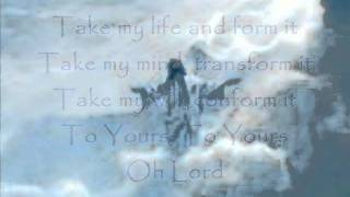 Take My Life by Mercy Me