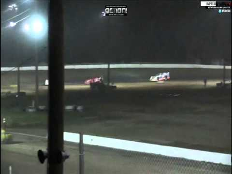 DARRELL LANIGAN WINS FIRST RACE IN HIS CLUB 29 CAR NORTH FLORIDA SPEEDWAY PART 2