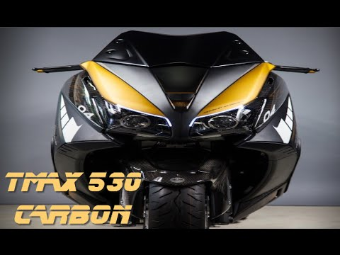 tmax 530 r carbon edition by ad koncept youtube. Black Bedroom Furniture Sets. Home Design Ideas