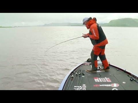 FLW Live Coverage   Day 4   Mississippi River