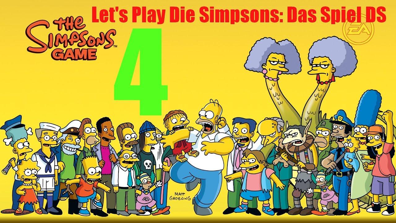 die simpsons – das spiel