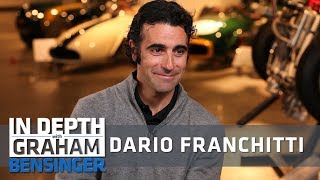 Dario Franchitti: Garage full of Ferraris, Porsches