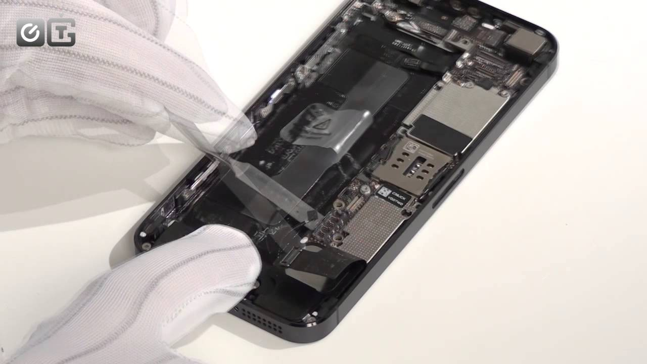 айфон 5 в разобранном виде фото