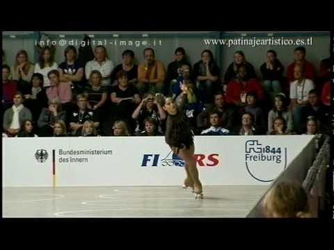 Chiara Colpo.LP.Junior Femenino.Mundial 2009.HQ