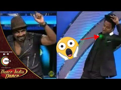 Dharmesh Sir's Mind Blowing LASER DANCE - Dance Ke Superstars