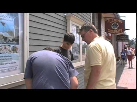 Our Family Vacation To Kennebunkport Maine - Downtown