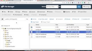Resolving 500 Internal Error and 503 Service Unavailability Error on Magento