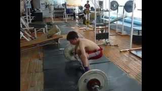 Хафизов Илья, 14 лет, вк 38 Рывок 40 кг